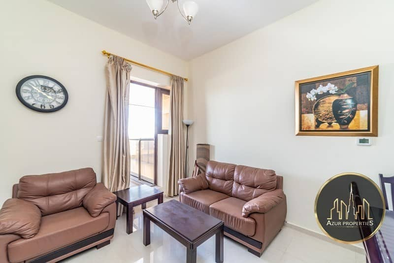 2 Furnished 1 BR | Good  View | High Floor