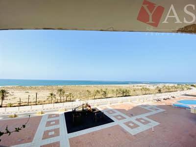 فلیٹ 2 غرفة نوم للايجار في قرية الحمراء، رأس الخيمة - Beautiful | Unfurnished | Sea and Lagoon View