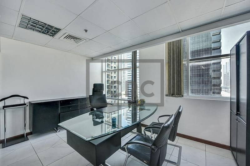Furnished   Partitioned   Office   In JLT
