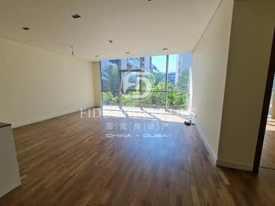 1 Bedroom Apartment for Rent in Jumeirah, Dubai - Spacious and cozy unit with relaxing garden view