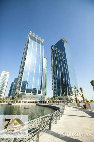 JLT(Office) Fully Fitted 900/Sqft-*Gold Crest Executive* Rent Only: 48