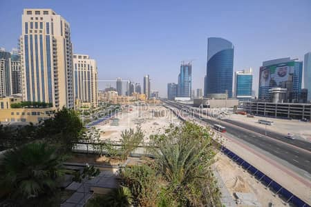 1 Bedroom Flat for Rent in Downtown Dubai, Dubai - Amazing 1BR | Unfurnished | Great Views of B Bay