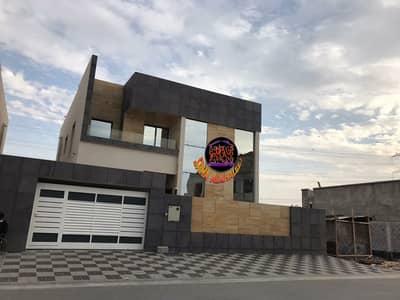 فیلا 5 غرف نوم للبيع في الروضة، عجمان - فيلا للبيع دزين اروبي تشطيب سوبر ديلوكس