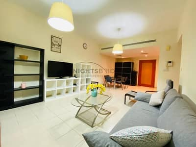 1 Bedroom Apartment for Rent in The Greens, Dubai - Pool View | A/C Free | Middle Floor