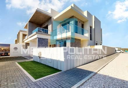 3 Bedroom Townhouse for Rent in Yas Island, Abu Dhabi - 6 Payments  3Y Type  Superb Finishes  Amenities
