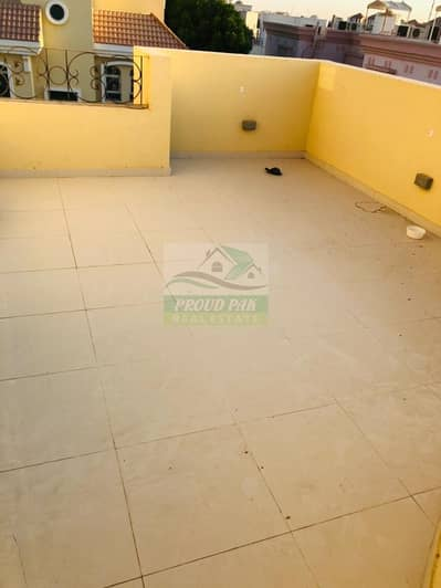 Penthouse 2BHK with Private Roof Near Mazyad Mall at MBZ City