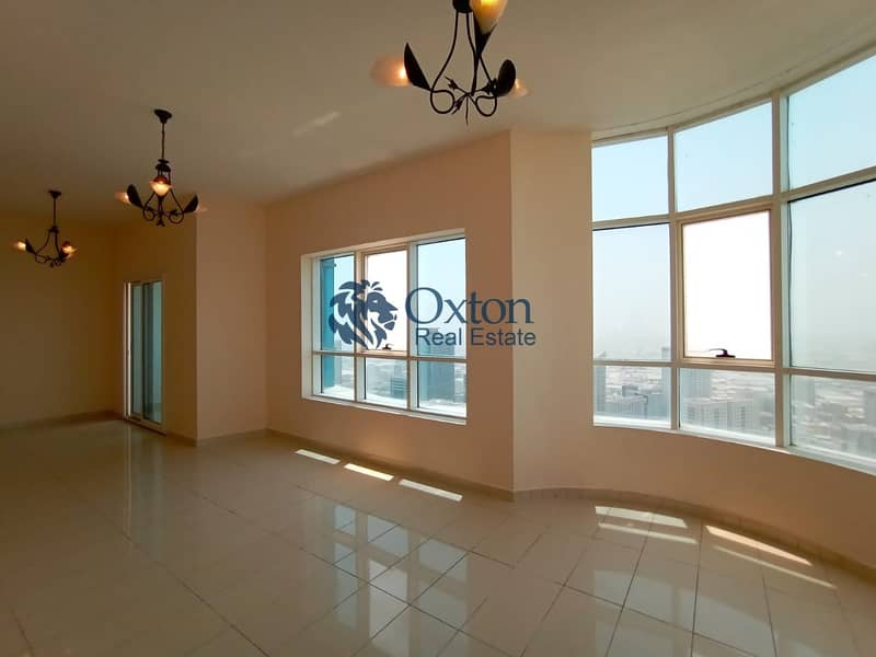 2 LUXRY 2 BHK NO DEPOSIT 2 MASTER ROOM  WITH PARKING AND GYM POOL