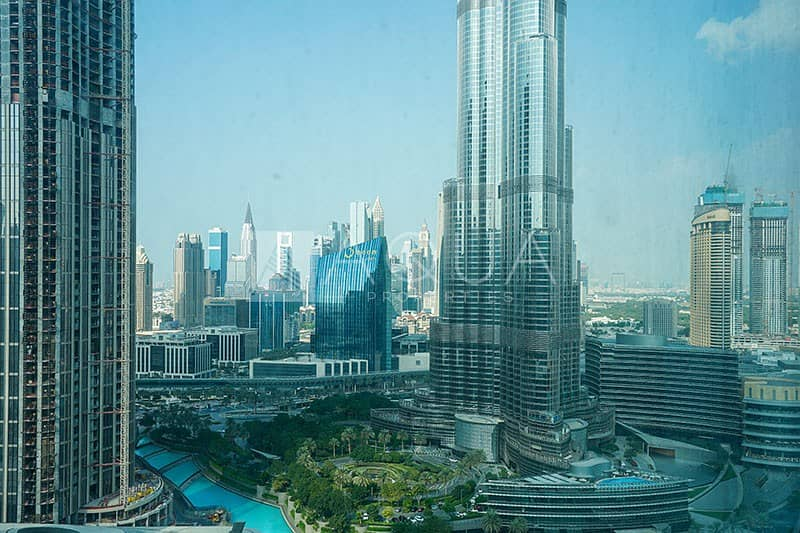 2 Burj View | Many Amenities | Chiller Free