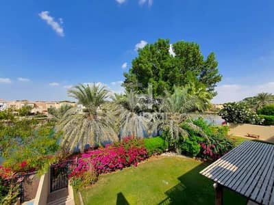 3 Bedroom Villa for Rent in Arabian Ranches, Dubai - Lake View | Lush Garden | Type 1E | 2998BUA