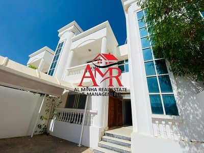5 Bedroom Villa for Rent in Al Muwaiji, Al Ain - Private Entrance|Central Duct Ac|Balcony|Parking