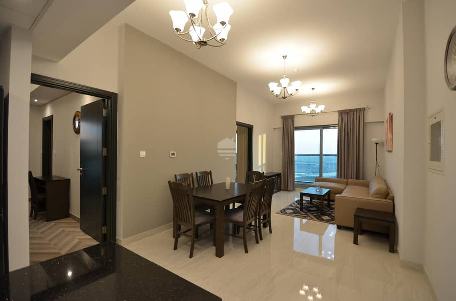 2 Brand New Building Fully Furnished Pay 50% Move in
