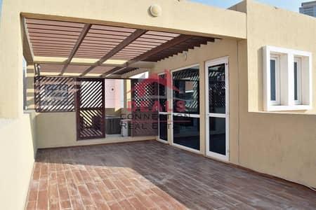 فیلا 4 غرف نوم للايجار في قرية جميرا الدائرية، دبي - Newly Upgraded Corner Villa | Spacious 4 Bed + Maid with 2 Additional Rooms | Huge Roof Terrace