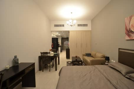 Studio for Sale in Business Bay, Dubai - Brand New Fully furnished Pay 50% and Move in
