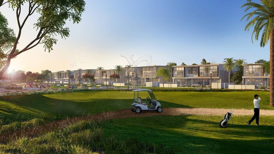 10 Live at the Elite Side of Dubai Hills l Golf Course Community