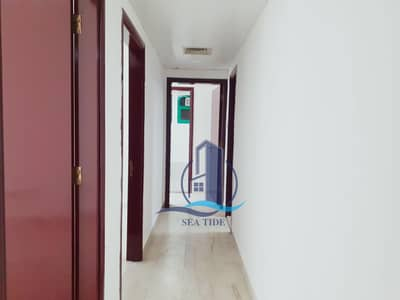 3 Bedroom Apartment for Rent in Al Najda Street, Abu Dhabi - 1 Month Free Well Maintained 3 BR Apartment with Balcony