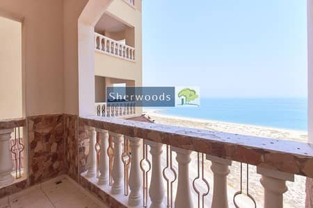 1 Bedroom Flat for Sale in Al Hamra Village, Ras Al Khaimah - Stunning Sea View Fully Furnished 1 BR | Al Hamra