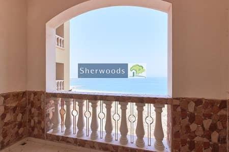 1 Bedroom Flat for Sale in Al Hamra Village, Ras Al Khaimah - Stunning Sea View Fully Furnished 1 BR   Al Hamra