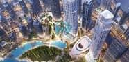 10 2BR | 50% Post Handover 3 YRS | 100% DLD Waiver Burj Khalifa View