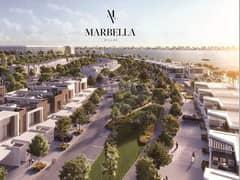 فیلا في ماربيا میناء العرب 5 غرف 7300000 درهم - 4874077