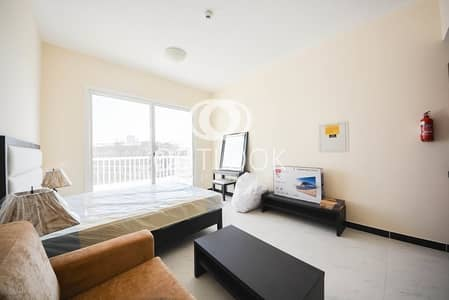 Studio for Rent in Jumeirah Village Circle (JVC), Dubai - Semi Furnished Studio | Covered Parking | Spacious with View