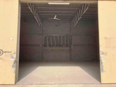 مستودع  للايجار في أم رمول، دبي - Only Storage   Flexible Payments   2 Months Free