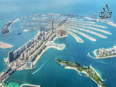 2 Bedroom Apartment for Sale in Palm Jumeirah, Dubai - 1 BED FULL SEA VIEW IN PALM JUMEIRAH | FULLY FURNISHED  | Beach Access |  3 Years Payment Plan