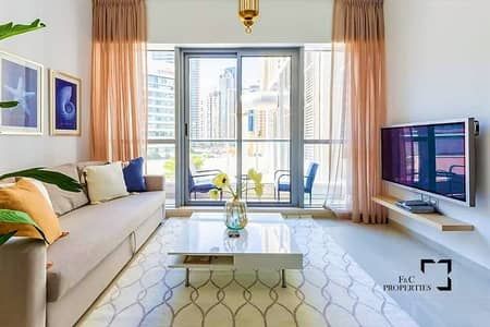 1 Bedroom Flat for Sale in Dubai Marina, Dubai - Comfy 1br | Upgraded | Unfurnished
