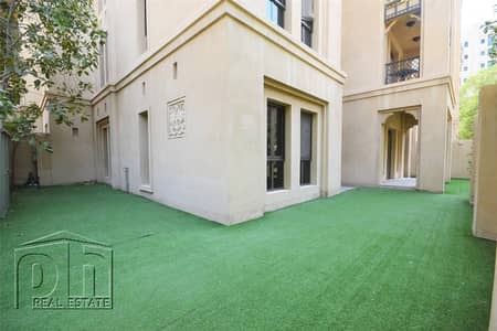 3 Bedroom Flat for Sale in Old Town, Dubai - Exclusive | Upgraded | Largest Garden Plot in OT
