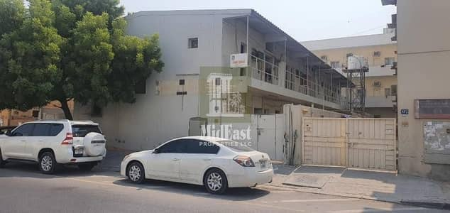 Labour Camp for Sale in Al Quoz, Dubai - Reduced to sell| G+1| Ready to use or reconstruction