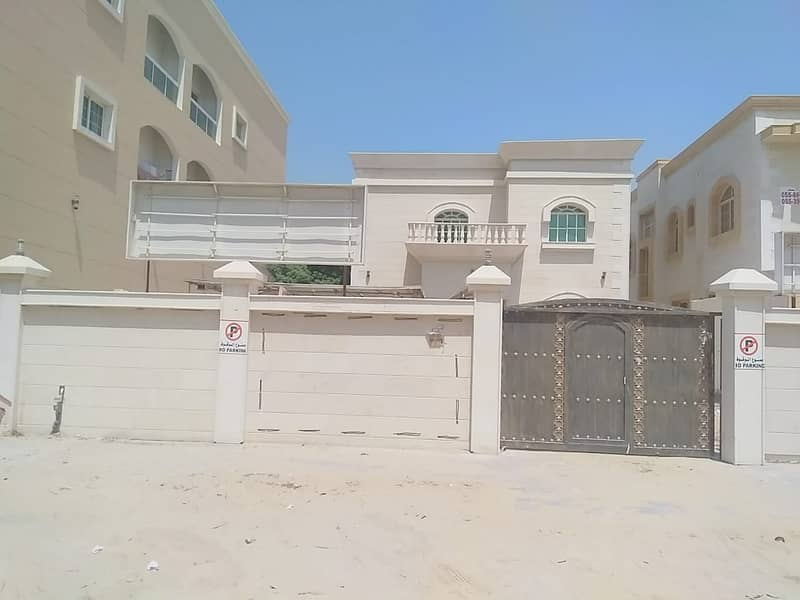 5 BedRooms 6 Washrooms Hall Plus Majlis Villa for Rent , Price is || 86000 Per Year || Al Rawda Ajman, UAE