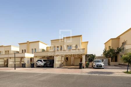 تاون هاوس 2 غرفة نوم للبيع في الينابيع، دبي - 2Bedroom Townhouse | Springs 3 | Type 4E