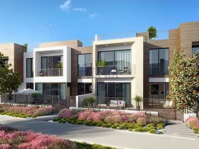 تاون هاوس 3 غرف نوم للبيع في میناء العرب، رأس الخيمة - Marbella I NEW 10 years payment plan I Garden home