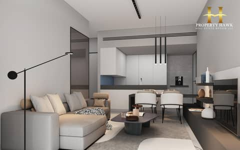 1 Bedroom Apartment for Sale in Business Bay, Dubai - Fully Furnished 1 Bedroom Plus Study   Canal View