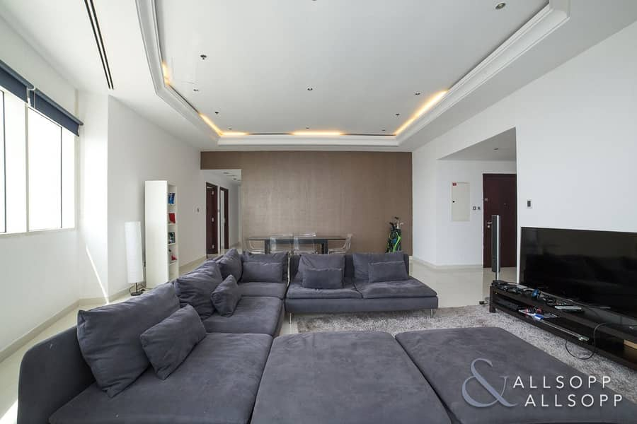 2 Exclusive | 4 Bed Plus Maids | Penthouse