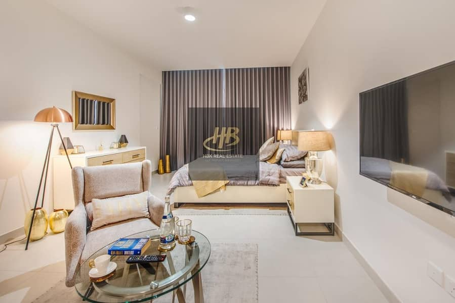 2  Brand New Apartment with  guaranteed ROI 8%