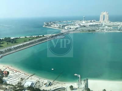 4 Bedroom Apartment for Rent in Corniche Area, Abu Dhabi - LIMITED OFFER!! Prestigious 4BR Duplex : Stunning View : 2 PARKINGS : Full Amenities