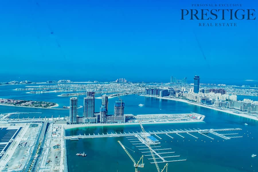 26 Panoramic Full Sea View| Spacious Penthouse