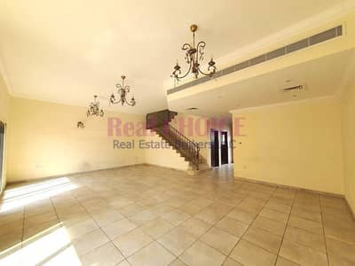 4 Bedroom Villa for Rent in Mirdif, Dubai - Huge Area | Semi Independent | With Shared Pool