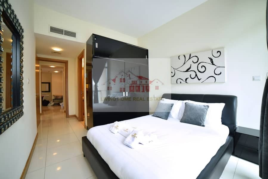 21 3 bed and maids | fully furnished | Iris blue