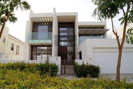 فیلا 5 غرف نوم للايجار في مدينة محمد بن راشد، دبي - 5 BR Contemporary | Genuine Listing | Single Row