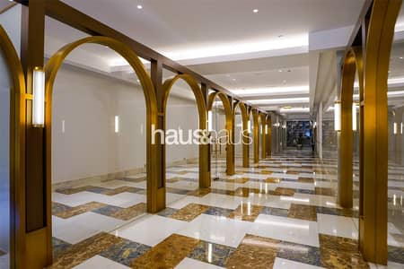 Shop for Rent in Jumeirah Beach Residence (JBR), Dubai - Amazing retails lobby all-inclusive 1month free