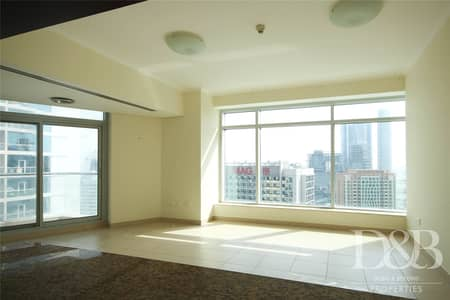 1 Bedroom Flat for Rent in Downtown Dubai, Dubai - High Floor | Vacant | Unfurnished | Spacious