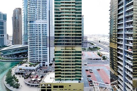 2 Bedroom Flat for Rent in Jumeirah Lake Towers (JLT), Dubai - Vacant ! Unfurnished 2 Bedroom Apt For Rent