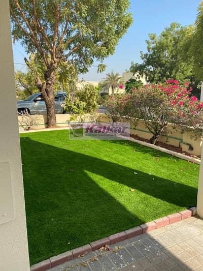 فیلا 4 غرف نوم للايجار في السهول، دبي - Well maintained villa and neatly landscaped garden at Meadows  1- Type 5(4 Bedroom + Maids) @ AED. 180 k