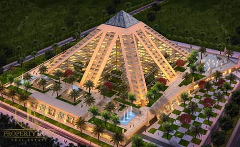 Studio for Sale in Dubailand, Dubai - 8% NET ROI| GURANTED RETURNS FOR 12 YEARS