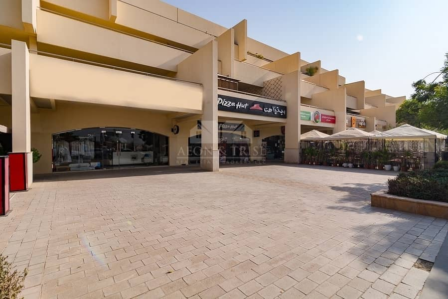 2 Excellent Location on main Retail for Rent