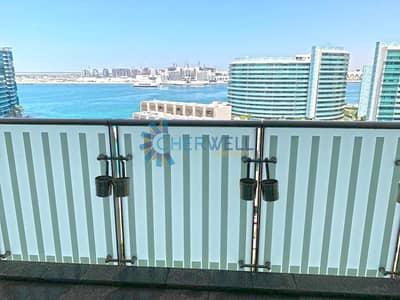 فلیٹ 4 غرف نوم للايجار في شاطئ الراحة، أبوظبي - Hot Deal | Best Price | Sea View | Vacant