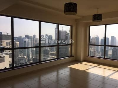 2 Bedroom Apartment for Rent in Jumeirah Beach Residence (JBR), Dubai - High Floor - Panoramic View - 2 Bed - Best Layout