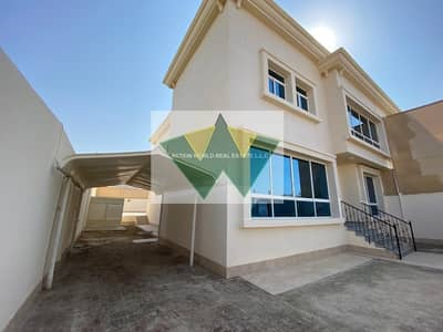 4 Bedroom Villa for Rent in Mohammed Bin Zayed City, Abu Dhabi - Luxurious 3 M-B/R  With Private Pool & Huge Yard