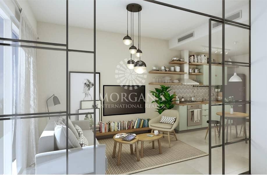 Collective 2 Bedroom High Floor For Sale